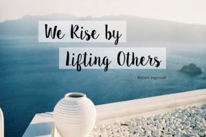 rise by lifting